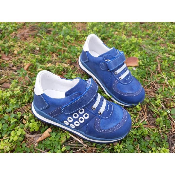 Кросівки Perlina 4GOLKOJA Блакитний