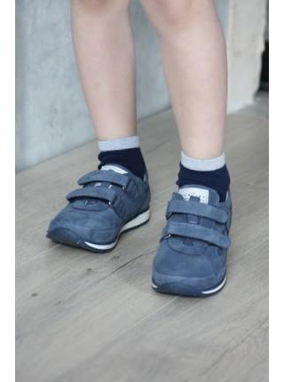 Кросівки Perlina 105GOL  Блакитний