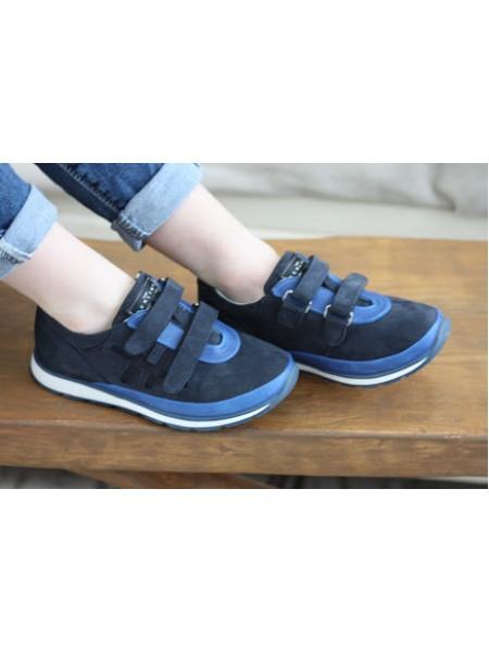 Кросівки Perlina 105SINIY Синій