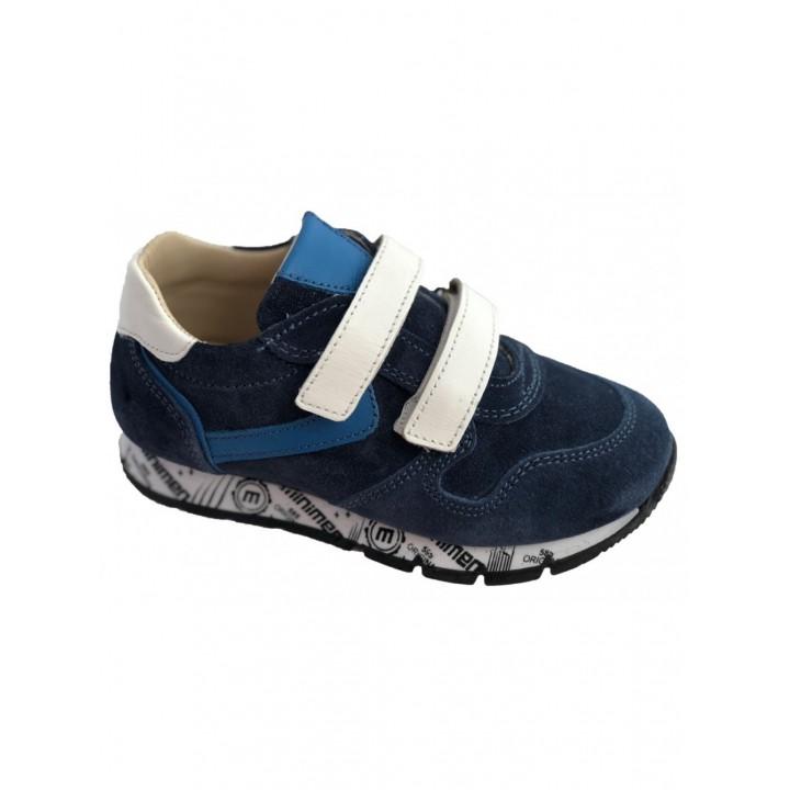 Кросівки Minimen 86GOLUBOY Блакитний