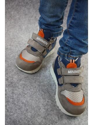Кросівки Minimen 89SERIYXL Сірий