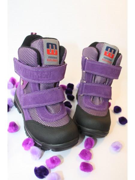 Черевики Minimen 108FIOLET Фіолетовий