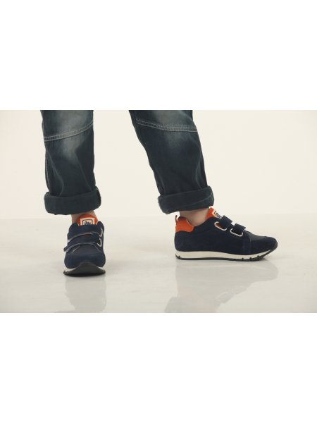 Кросівки Minimen  89ZAMSH Синій