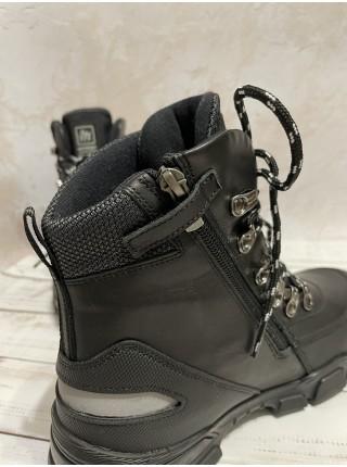 Зимові ортопедичні черевики Minimen 50black21