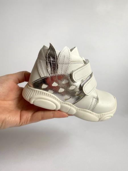 Черевики дитячі ортопедичні Perlina 91white