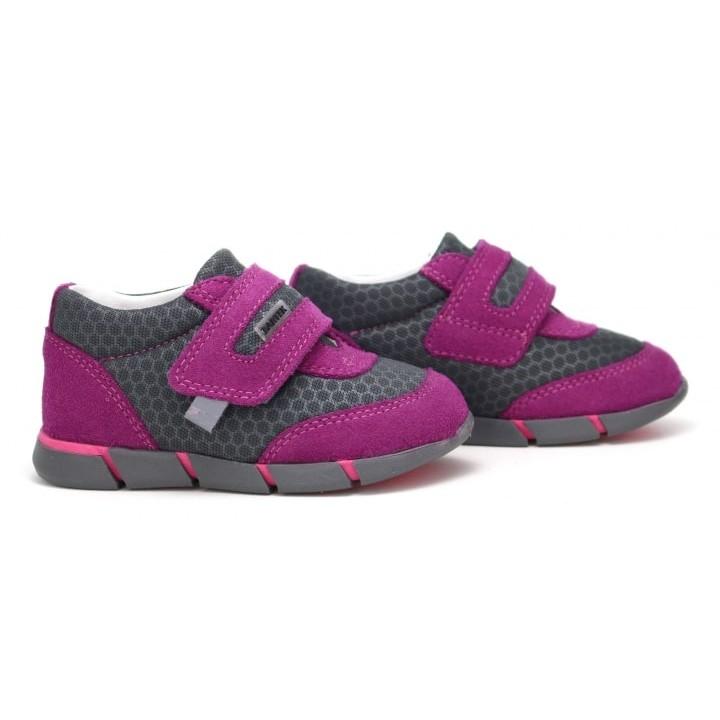 Кроссовки Bartek 21filet фиолетовый