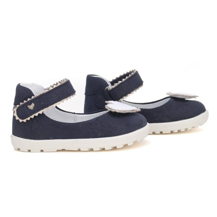 Туфлі Bartek 21akvamarin темно-сині