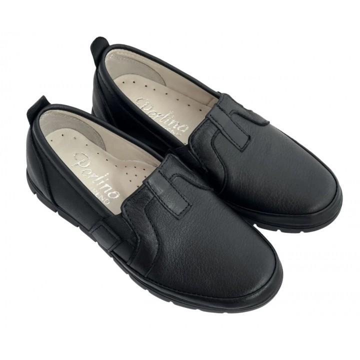 Туфлі Perlina 38MAKAS Чорний