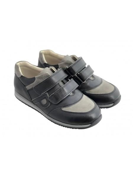 Кросівки Gonka 38black чорний