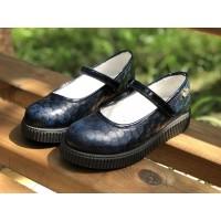 Туфлі Perlina 28PLATFORMSINIY синій