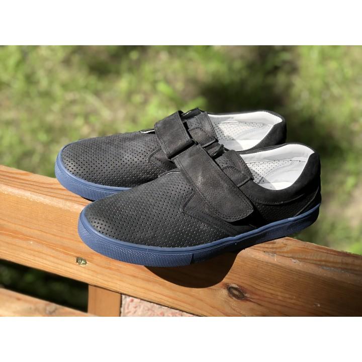 Туфли Perlina 48DIRKED Чорный
