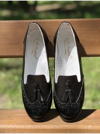 Туфлі L.W. Subby 28black чорний