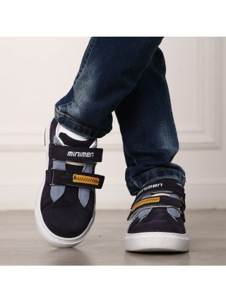 Кросівки Minimen 96siniy21 синій