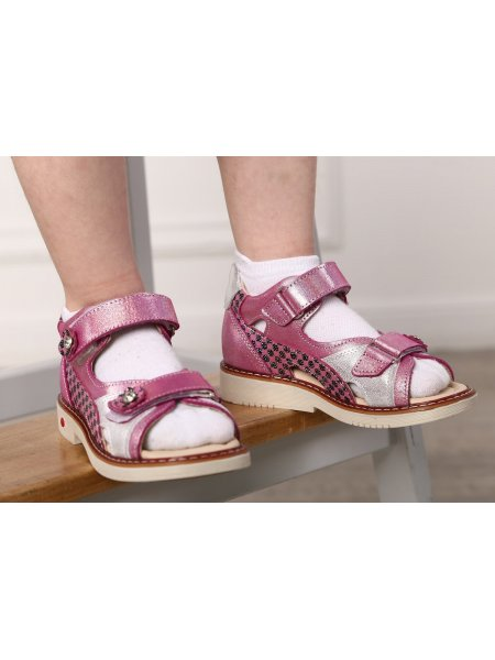 Босоніжки Minimen 79rose21 рожевый