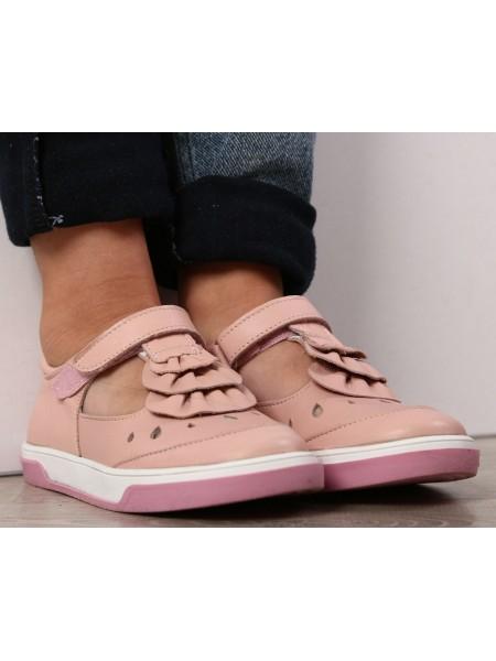 Туфлі Perlina 101rush21 пудра