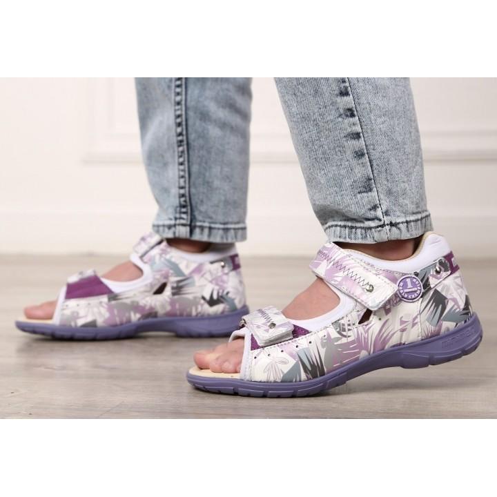 Босоножки Minimen 79fiolet21 фиолетовый