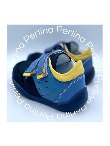 Кросiвки Perlina 2siniy синій