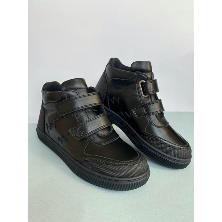 Черевики Minimen 55black21 чорний