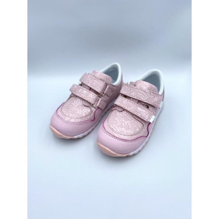 Кросiвки Perlina 4rose рожевий