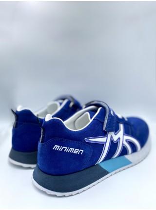 Кросівки Minimen 42lazur синій