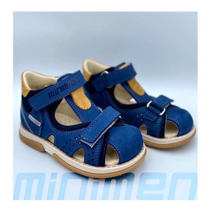 Босоніжки Minimen 79new21 блакитий
