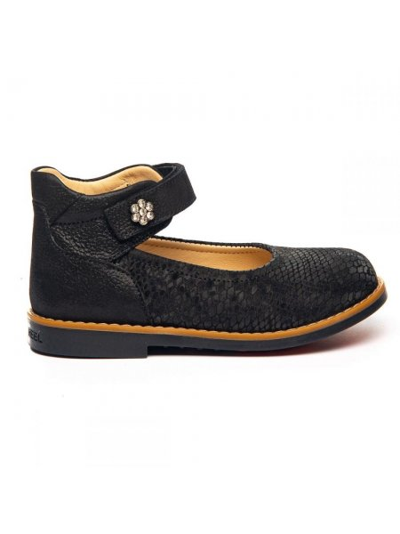 Туфлі Theo Leo 22rombik чорний