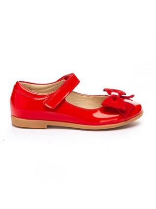 Туфлі Theo Leo 22red червоний